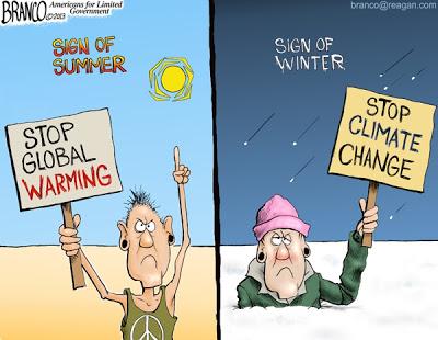 klimatförändring