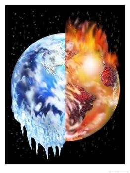 varmkall jord