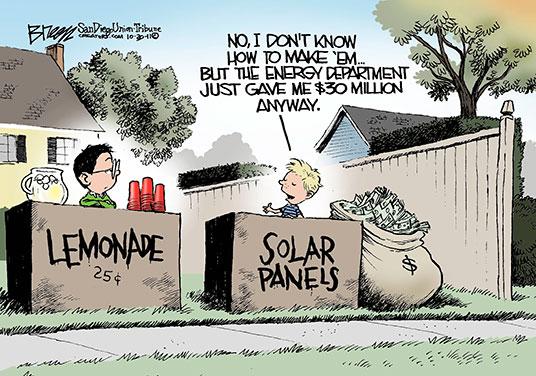 solcellstillverkning