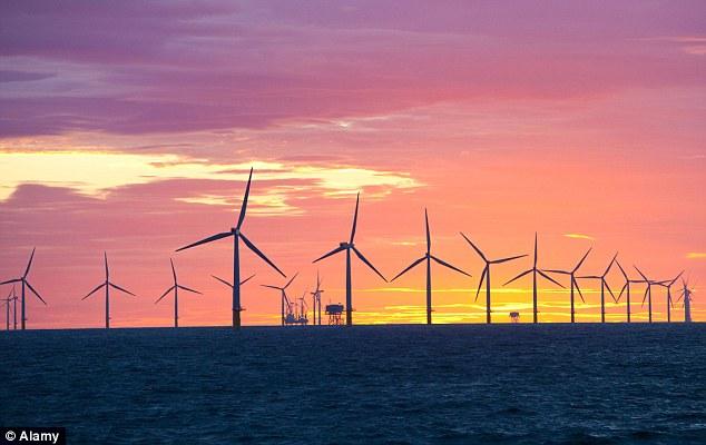 vindkraft hav
