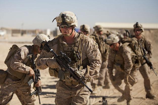 marinsoldater