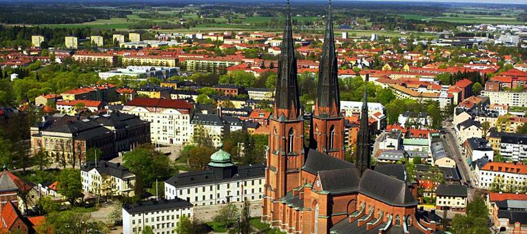 Uppsala på senare år