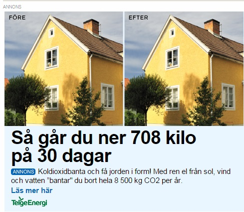 Telge Koldioxidbantar