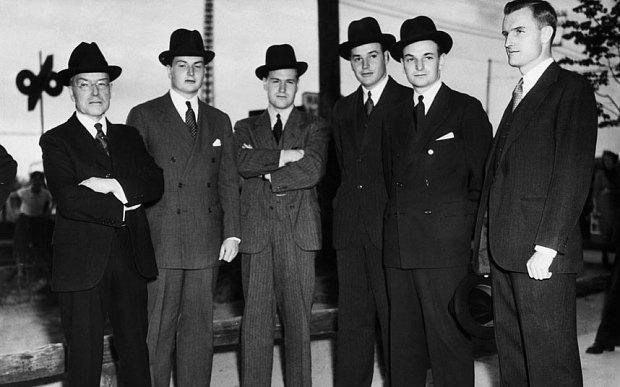 Familjen Rockefeller