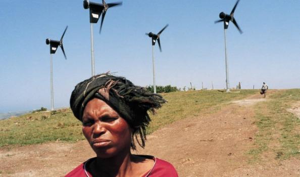 afrika vind