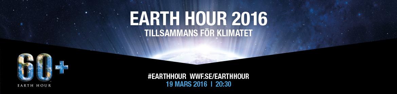 Earth Hour 2016