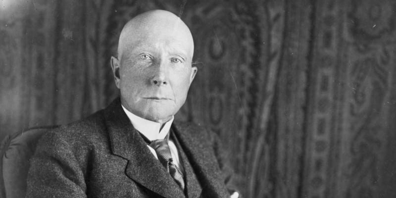 John D Rockefeller (1839-1937)