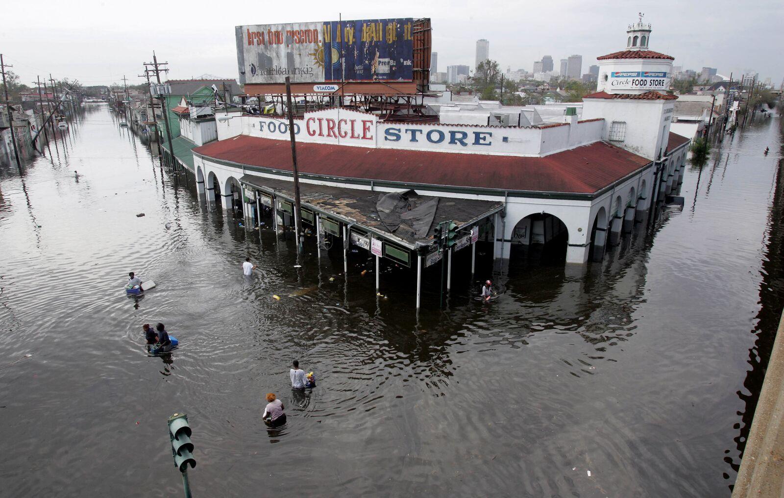 New Orleans efter Katrina 2005