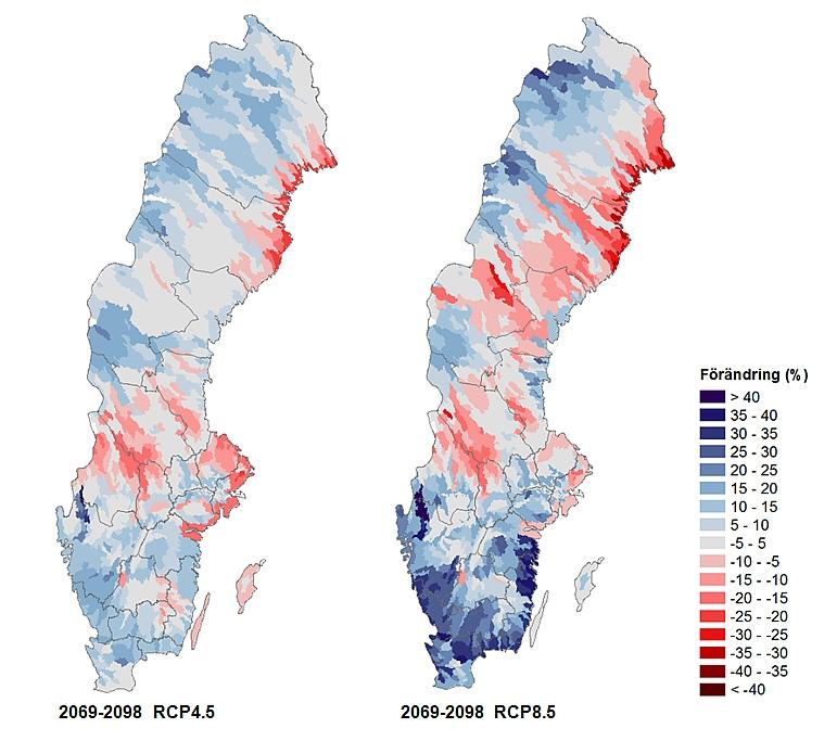 Extremavattenflöden