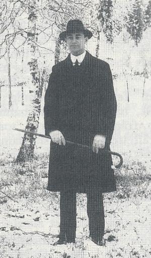 Grönköping käpp