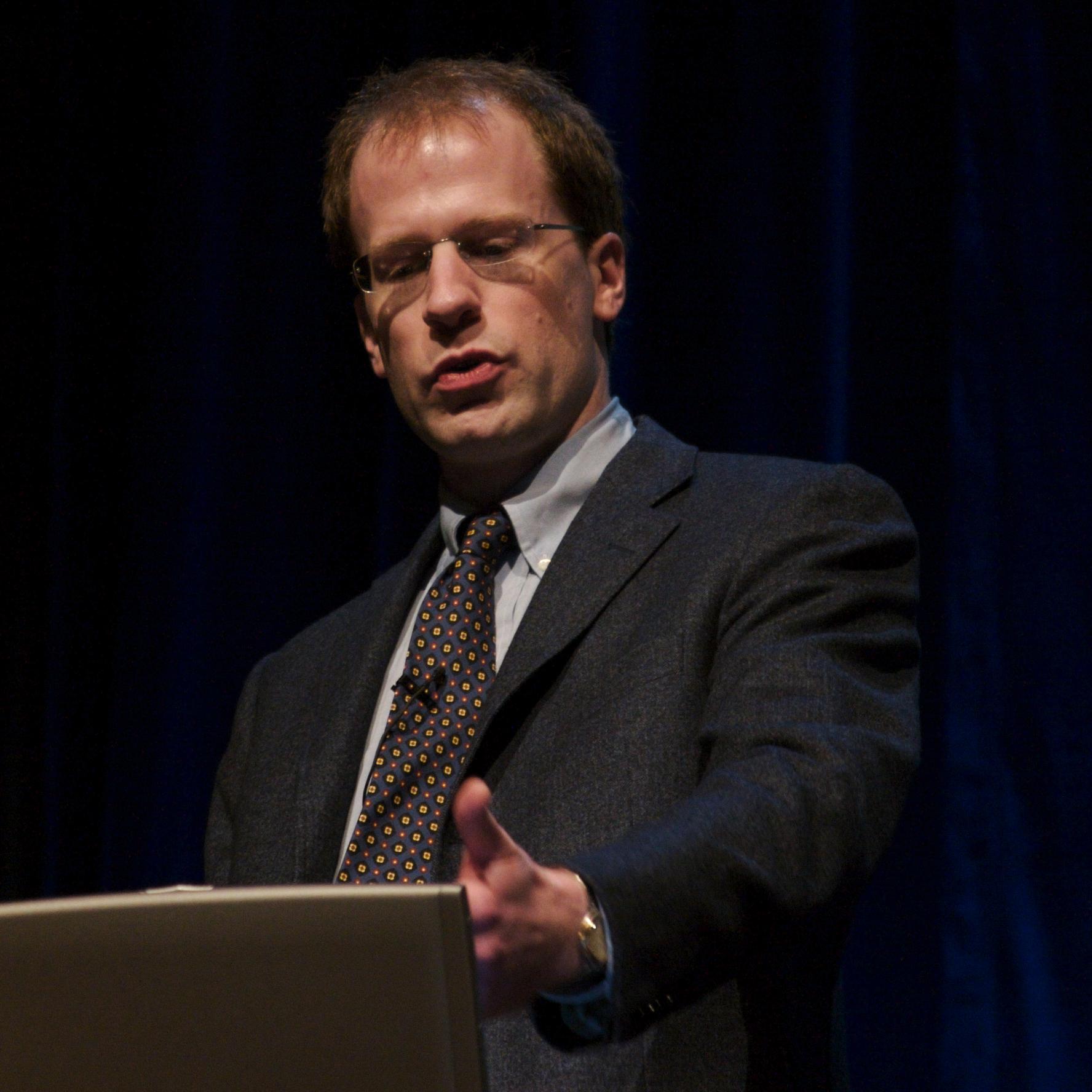 Nick Bostrom presentation.