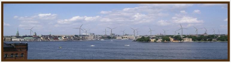 Vindkraft i Stockholm