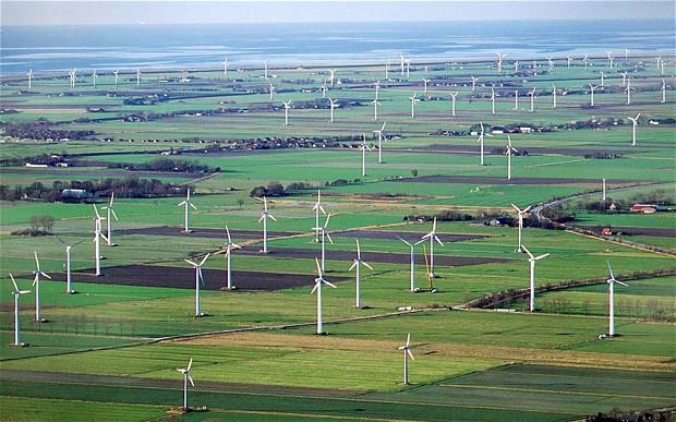 vindkraft tyskland