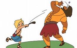 David och goliat 7