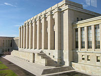 FN kontoret Geneve