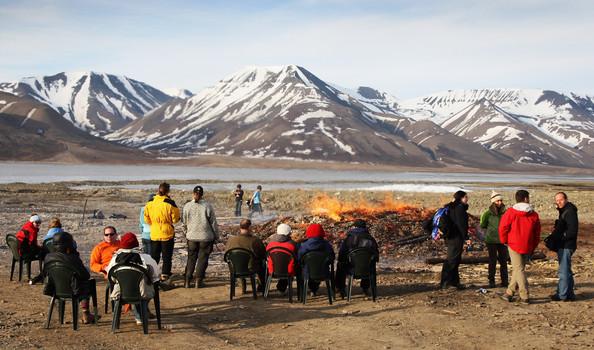 midsommar Svalbard