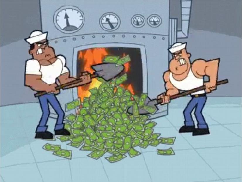 IPCC pengar