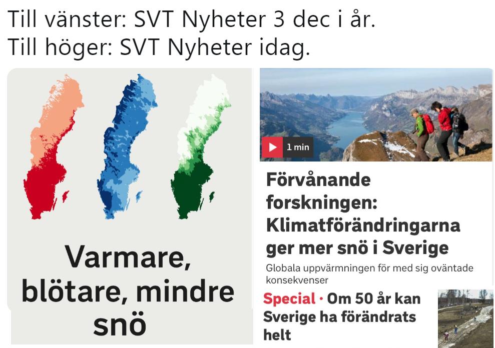 snöprognos SMHI