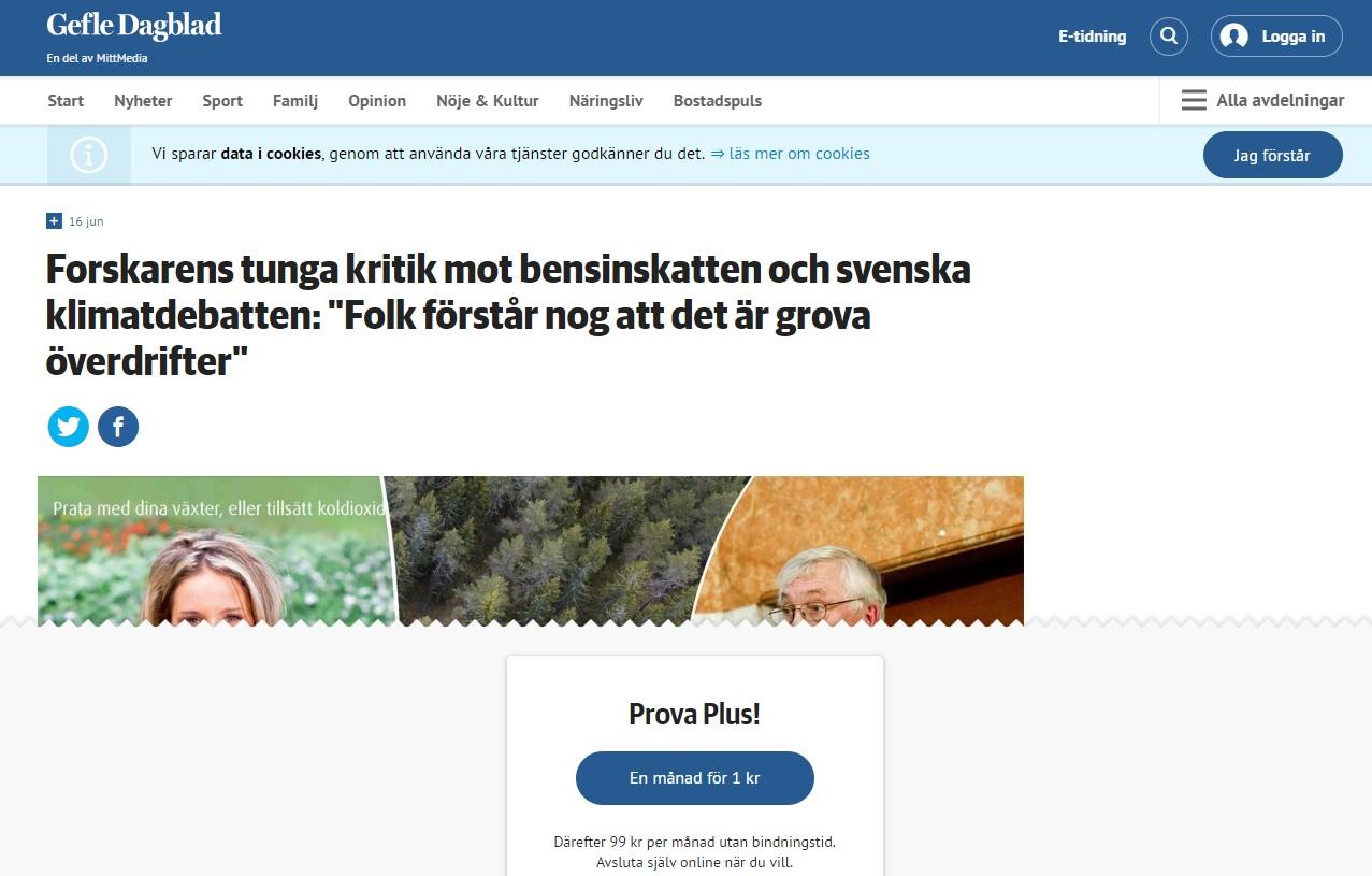 GefleDagblad