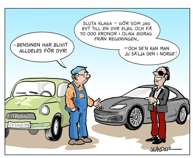 bilsubvention