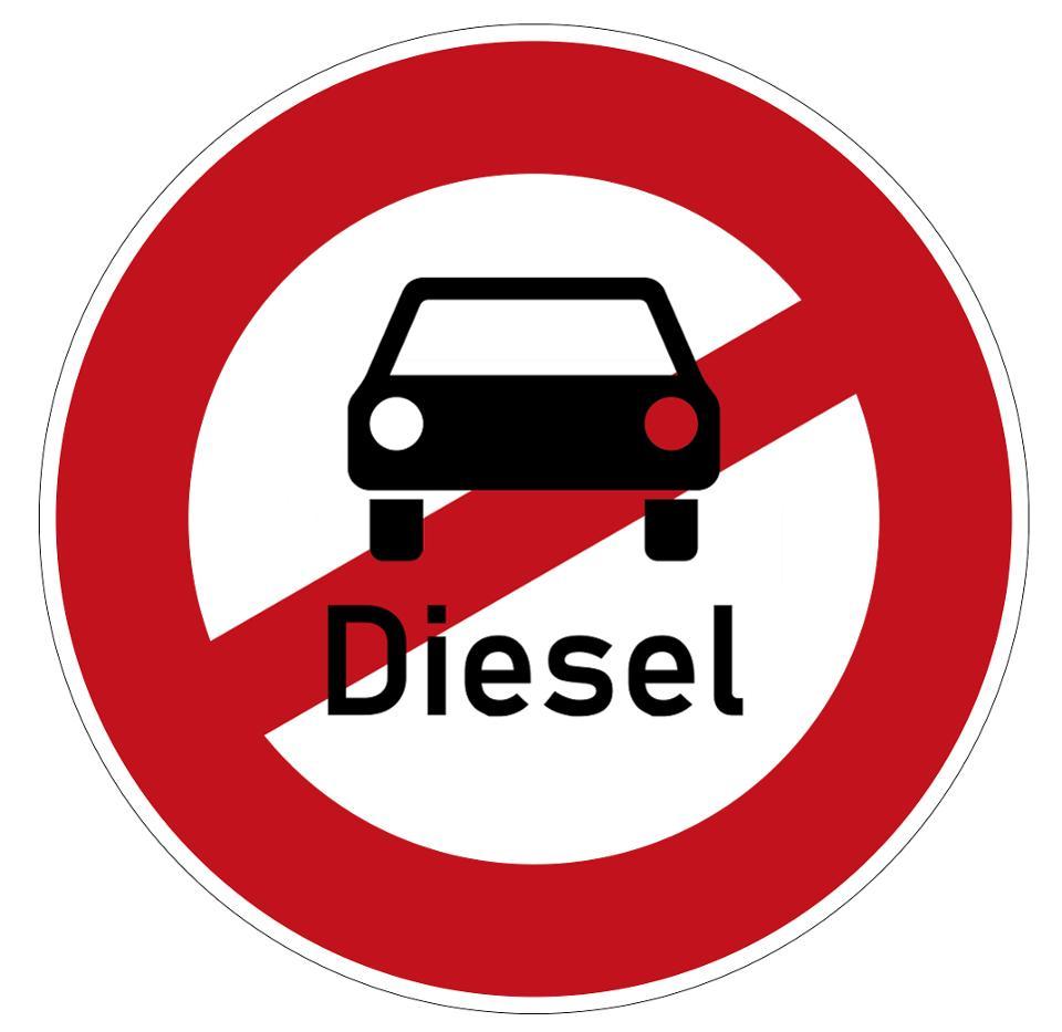 dieselförbud