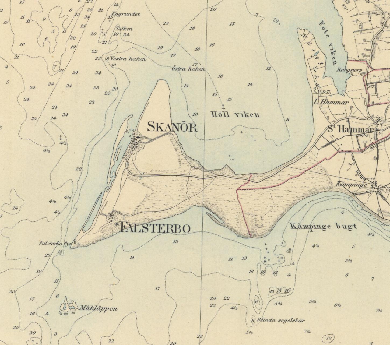 Skanör 1860