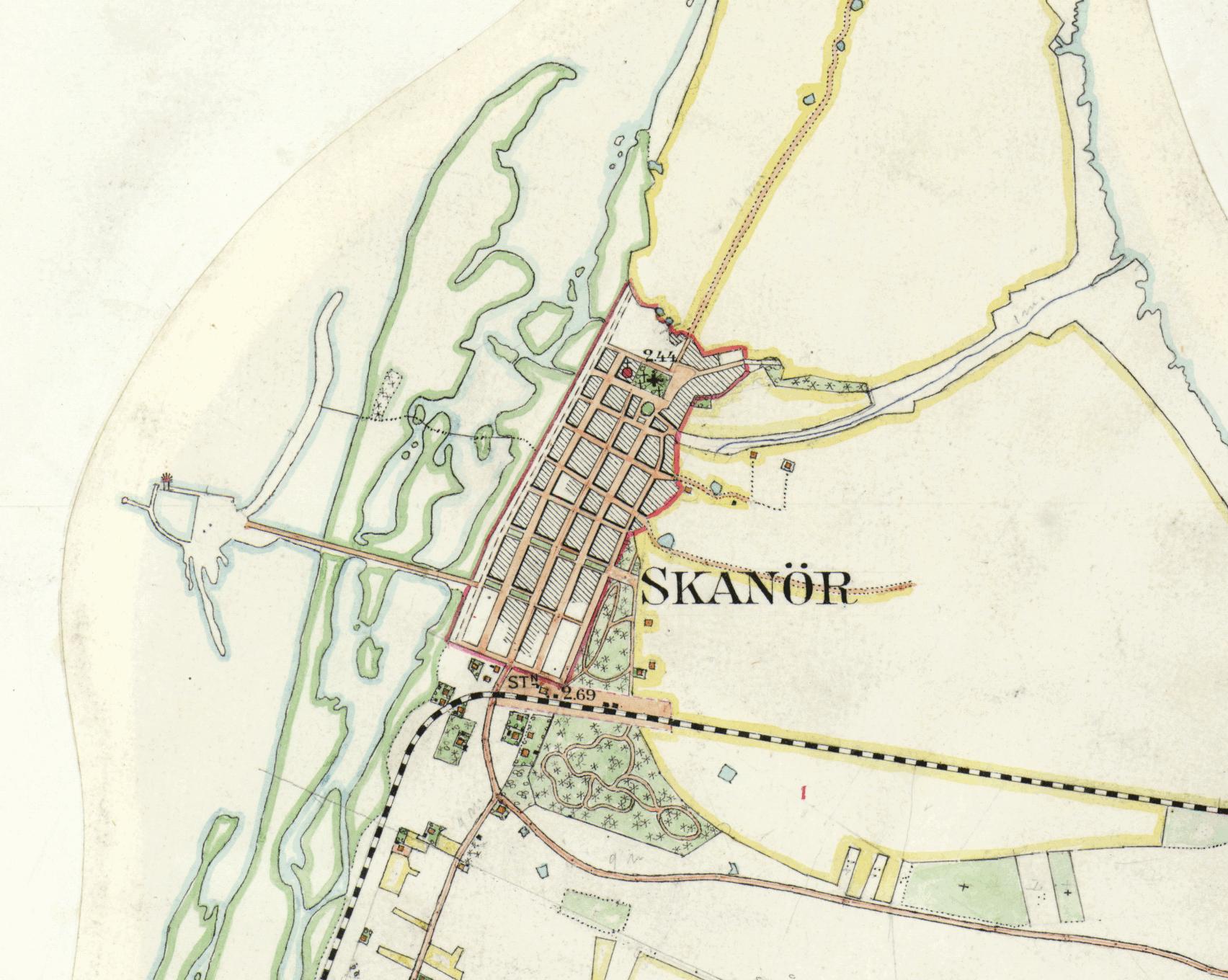Skanör 1910