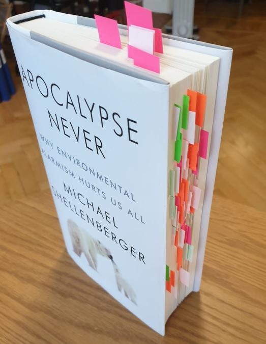 Aplocalypse Never