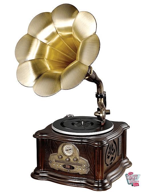 klimatgrammofon