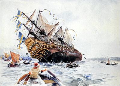 Svensk jasägarkultur,  illustration av Nils Stödberg